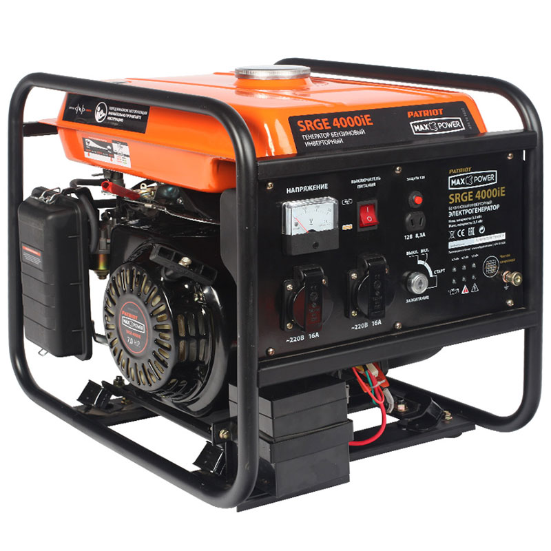 Patriot Max Power SRGE-4000iE